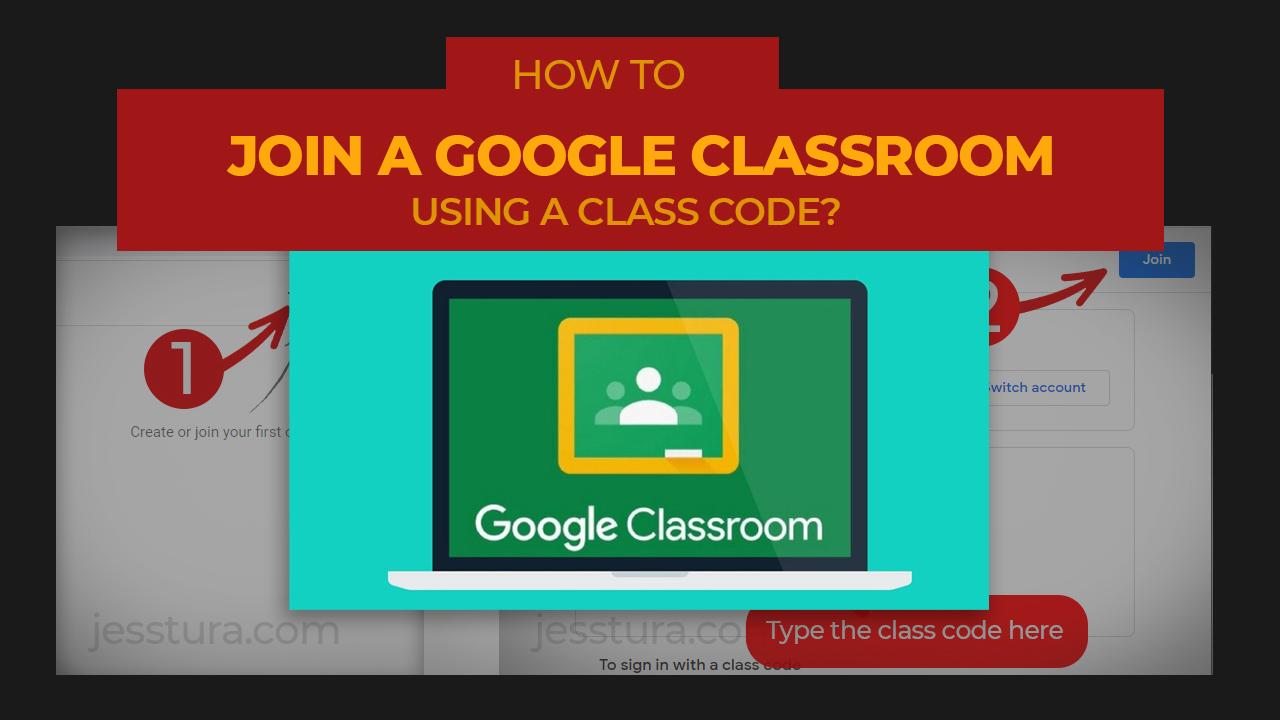 Jess Tura how to join google classroom 2