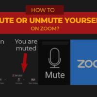 Jess Tura mute unmute youself on zoom